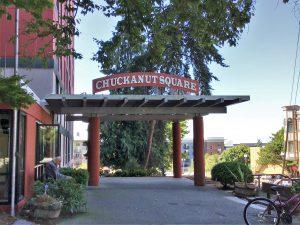 Chuckanut Square
